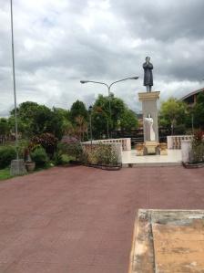 Dumalag town Plaza