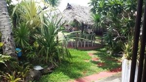 Nipa Hut at Bahia Norte, Baybay, Roxas city