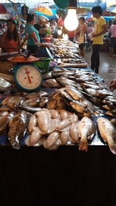 Fresh fish, squids, etc., eat as much as you can on with the rock bottom prices!!!