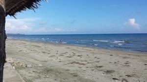 Baybay beach, Roxas City, Capiz